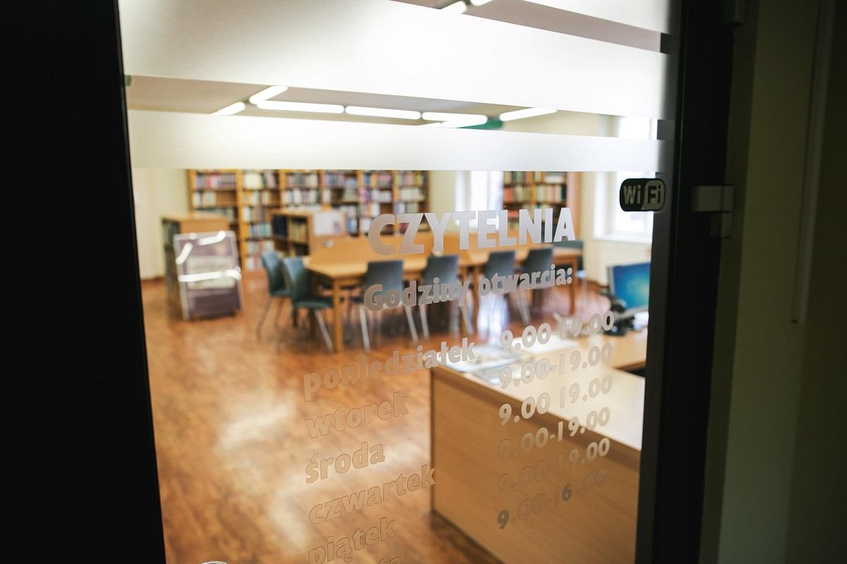 Wi-Fi w bibliotece